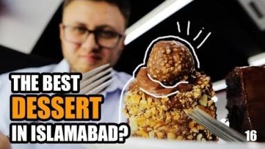 ISLAMABAD'S NEW HIDDEN DESSERT PLACE?   LAST CHEAT MEAL BEFORE RAMZAN   FOOD VLOG