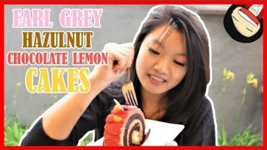 【Satura Cakes】BOMB ASS Earl Grey Cake   Dessert Vlogs