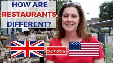 WHAT TO KNOW ABOUT EATING OUT IN LONDON    RESTAURANT DIFFERENCES US vs UK