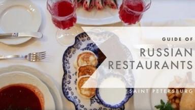 St. Petersburg Restaurant Guide