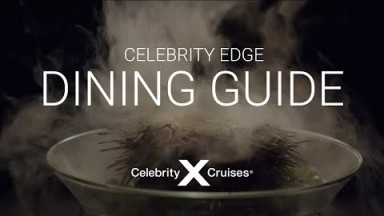 Celebrity Edge Dining & Restaurant Guide   Celebrity Cruises