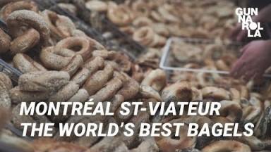 The Best Bagels in Montréal: St-Viateur Bagel | Food & Restaurant Guide