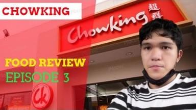 Chowking Restaurant Review (Episode 3)