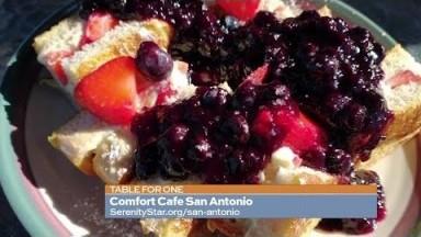 San Antonio Restaurant Review: Comfort Cafe