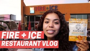 Fire + Ice Restaurant Review Anaheim GardenWalk