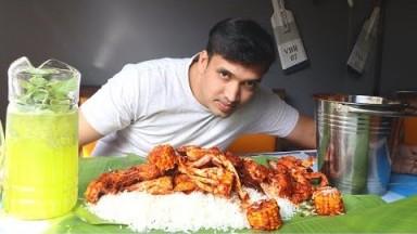 Bucket Seafood Feast | Dhe Fish Restaurant - Food Review | Dhe Fish Karama |