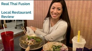 Real Thai Fusion Restaurant Review (10 out of 10)