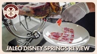 Jaleo | A José Andrés Restaurant Review | Disney Dining Show | 03/18/19