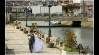 Your Overseas Wedding - Japan Pre-Wedding Shooting at Otaru 日本北海道小樽婚照拍攝