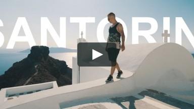 BEST Santorini travel VLOG