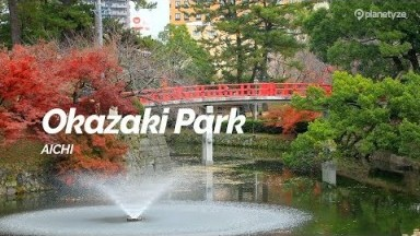 Okazaki Park, Aichi | Japan Travel Guide