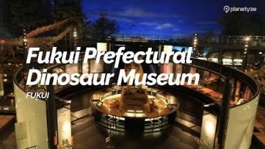 Fukui Prefectural Dinosaur Museum, Fukui | Japan Travel Guide