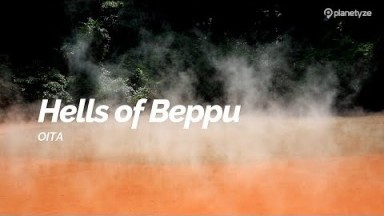 Hells of Beppu ,Oita | Japan Travel Guide