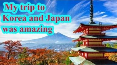 Arthur L. Payne Vlog - My trip to Korea and Japan was amazing