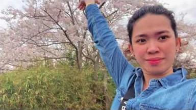 Tsukayama Park || Hanami || Japan Vlogs || Travel || Tours || Vlogs