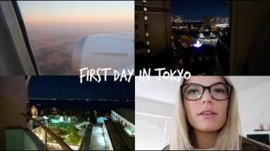 Travelling to Tokyo | Japan Travel Vlog