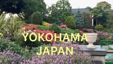 JAPAN Travel Vlog | Yokohama Park Waterfront