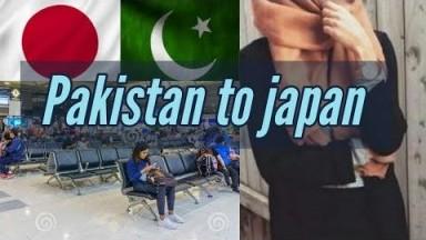 Pakistan to japan vlog |islamabad to Narita Airport vlog |#travelvlog|Star Vlogs