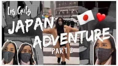 VLOG 17 - TOKYO JAPAN 2021 PART 2