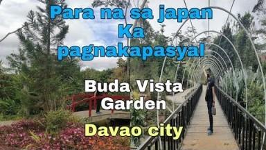 Parang nasa Japan ka sa Buda Vista Garden || Buda Adventure P1