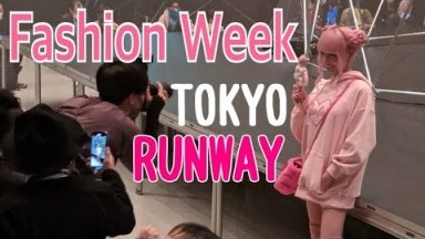 TOKYO FASHION WEEK in Shibuya (season 3 episode 7)