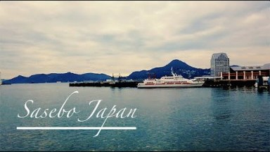 JAPAN CINEMATIC VIDEO | BEST SCENERIES OF JAPAN SASEBO | SEAMAN VLOG | DJI OSMO POCKET | PASYADOR