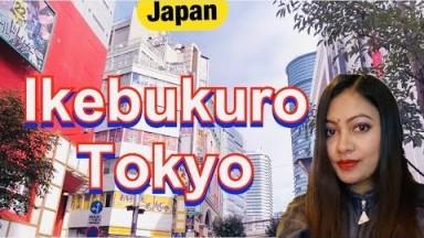 Ekebukuro ,Tokyo| One day in Ikebukuro|Tabu vlog in japan
