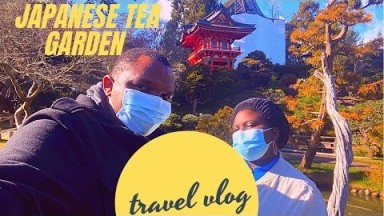 Japanese Tea Garden | Travel Vlog | Golden Gate Park #travelvlog #Japanesetea #Goldengate