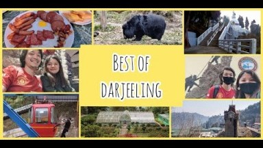 BEING A TOURIST IN DARJEELING ~ DARJEELING TRAVEL VLOG || PLACES TO VISIT ❤️