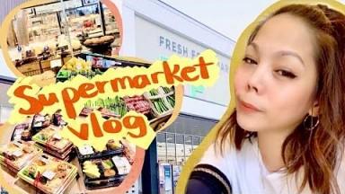 supermaket  vlog (Japan)