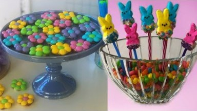 Last Minute Easter Treats | Easy Peeps and Dessert Recipes for Easter