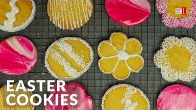 Easy to Make Easter Cookies / Food Channel L - A New Recipe Every Day!