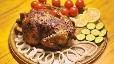 Chicken Roast | Easy and Healthy Dinner Recipe | Easter Special