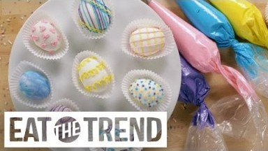 Easy Easter Egg Oreo Truffles Recipe | Eat the Trend