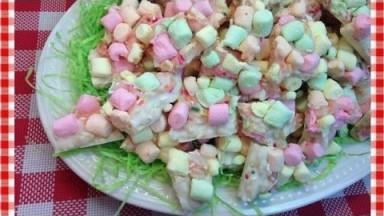 Easter Bark Recipe ~ Easter Desserts ~ Noreen's Kitchen