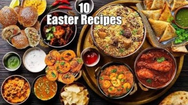 10 Easter Recipes | Nonveg Special Recipes | Non veg Lunch & Dinner Recipes | famous Recipes