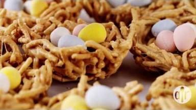How to Make Easter Bird's Nests | Easter Recipes | Allrecipes.com