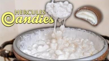 3 Ingredient Marshmallow Eggs Recipe For Easter 2021!