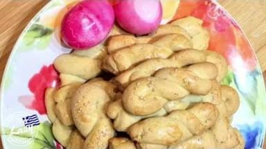 Easter Koulourakia | Greek Easter Cookies Recipe