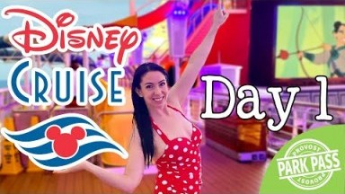 What To Expect On A Disney Cruise! | Our Must Try Guide For Day One