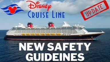 Disney Cruise Line Update | CLIA to Present Safety Guidelines to the CDC | Mandatory Testing/Masks