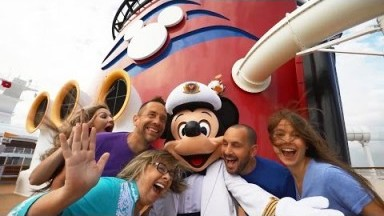 How to navigate your first day on a Disney cruise