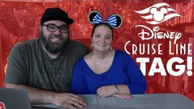 Disney Cruise Line Tag! Answering 15 Disney Cruise Questions