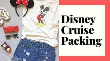 Disney Cruise Packing Essentials