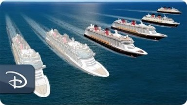 Guests Celebrate New Ship Announcements   Disney Cruise Line