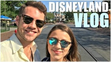 Disneyland Vlog One | Checking Into the Disneyland Hotel