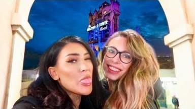 Dit is geen DisneyLand Vlog..   JessieMaya
