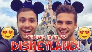 Verliefd in en op Disneyland! | Vlog