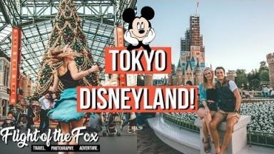 Tokyo Disneyland | Tokyo Vlog