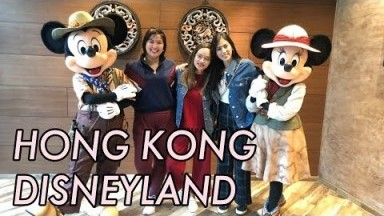 Hong Kong Disneyland by Alex Gonzaga